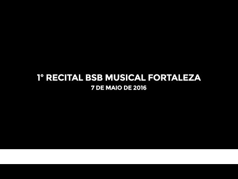 BSB al - 1º Recital 070516