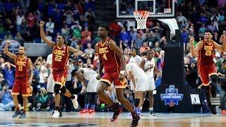 The Biggest UPSETS of March Madness 2017