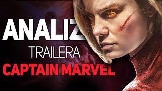 Captain Marvel - Analiza pierwszego trailera! Co zobaczymy w filmie?
