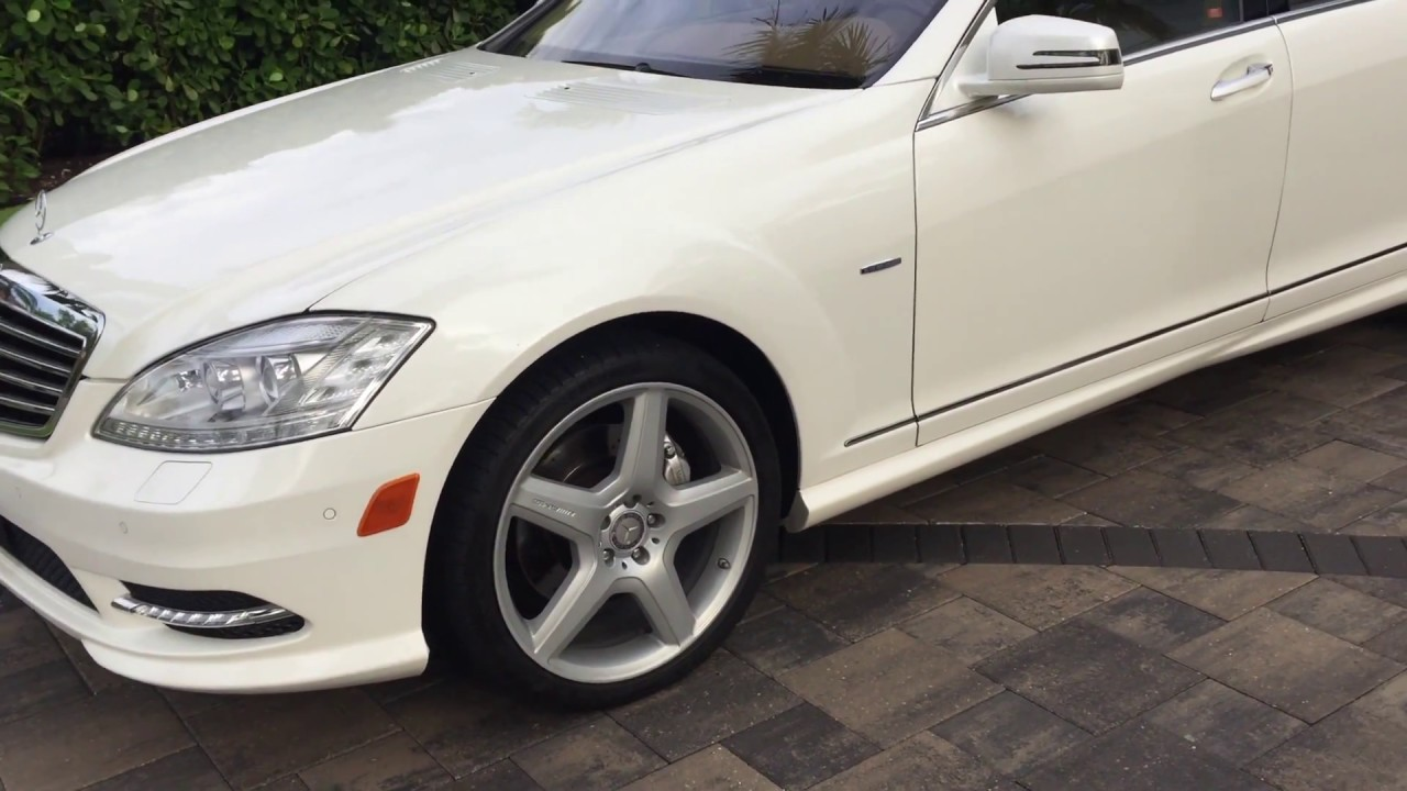 2012 mercedes benz s550 amg sport for sale by auto europa naples youtube. Black Bedroom Furniture Sets. Home Design Ideas