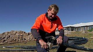Австралийцы добывают энергию из подземных глубин (новости)
