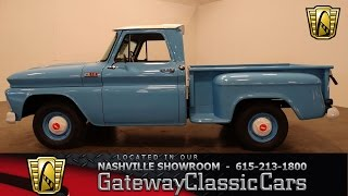 462NSH 1965 Chevrolet C10 step side
