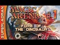 Magic Arena Standard | Form of The Dinosaur #1
