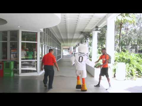 University of Miami Graduate Orientation Video (2015-2016)