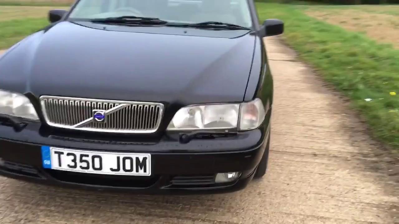 טוב מאוד 1999 VOLVO S70 2.5 TURBO ENGINE AWD AUTO VIDEO REVIEW - YouTube AD-39