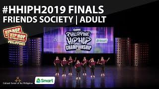 Friends Society - Visayas | Adult Division at #HHIPH2019 Finals