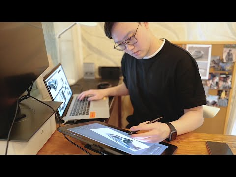 henry-wang-from-nissan-design-china-joins-the-#drawdrawdraw-initiative