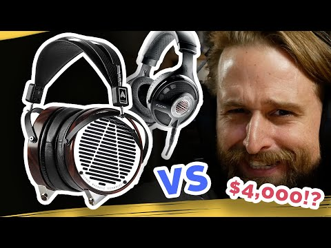 AUDEZE LCD4 HEADPHONES vs FOCAL UTOPIA