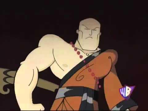 Xiaolin Showdown: Master Monk Guan VS. Chase Young