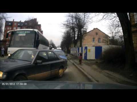 Калининградская Курица за рулем