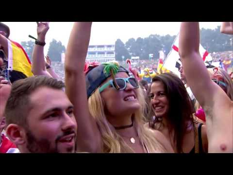 Nicky Romero - Lighthouse (Live Tomorrowland 2015)