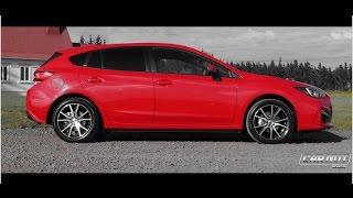 Subaru Impreza 2.0 Sport - REVIEW - new look, new tech, new attitude