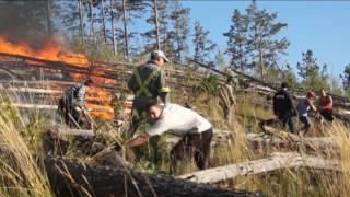 Пожар Усть-Катав