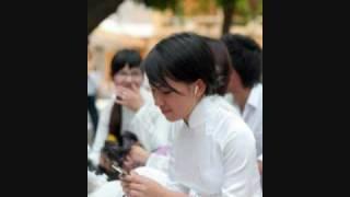 Em Trong Mắt Tôi (Nguyễn Đức Cường) - Áo Dài Nữ Sinh Việt Nam