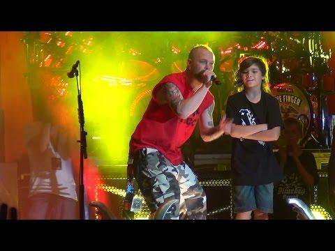 5 Finger Death Punch - Burn Mother Fucker - Aftershock 2013