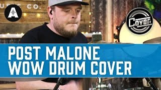Post Malone - Wow. | Andertons Drum Cover