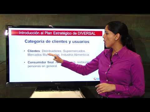 1.- Introducción al plan Estratégico - DIVERSAL - ESPAE - EMAE 15 - DIVERSUS PRO