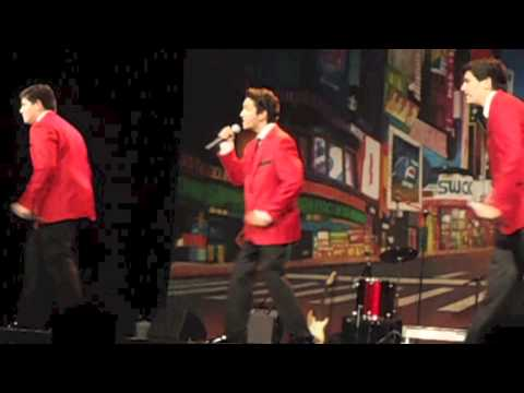 School of Arts and Enterprise - Jersey Boys Medley
