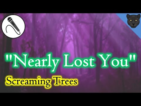 SCREAMING TREES - NEARLY LOST YOU | Karaoke Cover & Lyrics mp3
