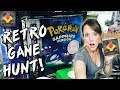 AWESOME RETRO GAME HUNT | Retro Gaming TREASURES | TheGebs24