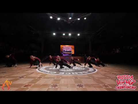 FLAME - VARSITY - RUSSIA HIP HOP DANCE CHAMPIONSHIP 2019