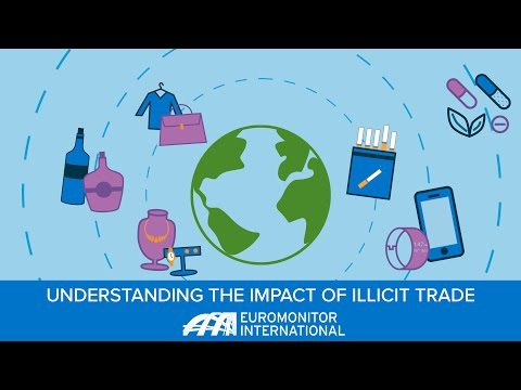 Understanding the Impact of Illicit Trade