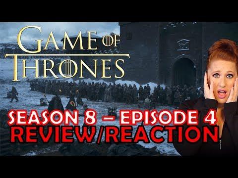 Episode 4 Reaction: Game of Thrones Season 8