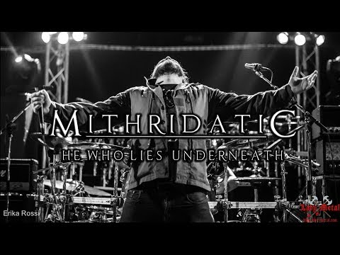 "MITHRIDATIC ""He Who Lies Underneath"" [Official Music Video] [Full Album HD]"
