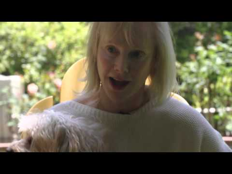 Celebrity SONDRA LOCKE and her pets at PET WISHES by VERONA