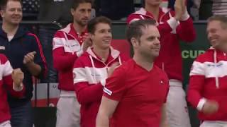 Highlights: Switzerland 1-3 Russia | Davis Cup Qualifiers 2019