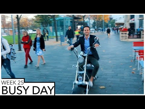 A BUSY DAY IN MY LIFE VLOG  || Week #25 || PETER SZANTO