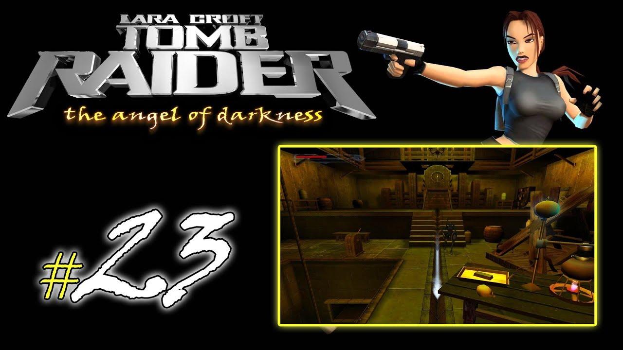 "Let's Play: Tomb Raider VI: AoD odc. 23 – ""Gorąca woda i okruch"""