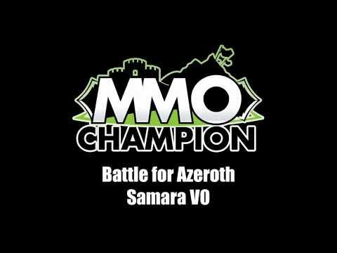 Patch 8.1.5 - Samara VO