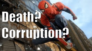 Theory: Will Spider Man Die/Become Corrupted in his PS4 Game?