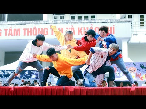 Thumbnail: 151017 - Not Today + DNA (BTS) cover by KDC @ FTU's Day 2017