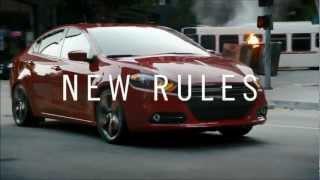 Dodge Dart Commercial 2013