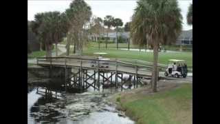 Florida Living in the Metropolitan Melbourne Area.