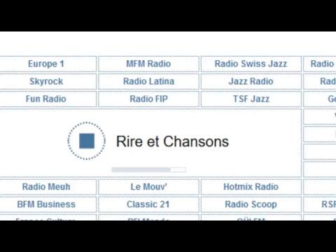 Radio Rire et chansons Live