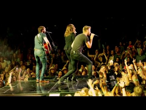 Lady Antebellum - Our Kind of Love (Versão Ao Vivo, legendada em Português)