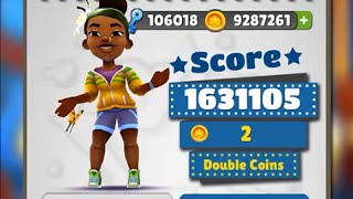 Subway Surfers PERU iPad Gameplay HD #26