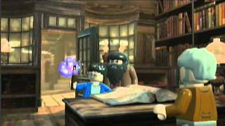 Lego Harry Potter Years 1-4 - Episode 1.5 - A Wand for Harry