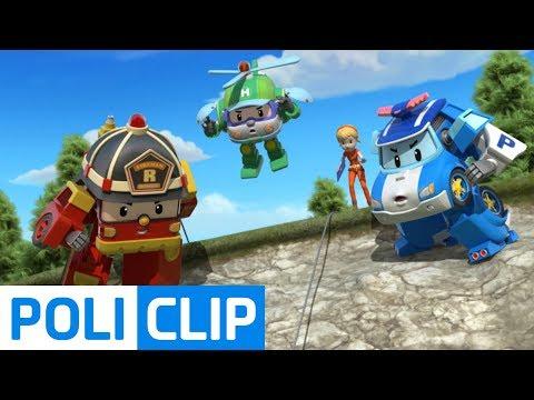 We keep Amber! | Robocar Poli Rescue Clips