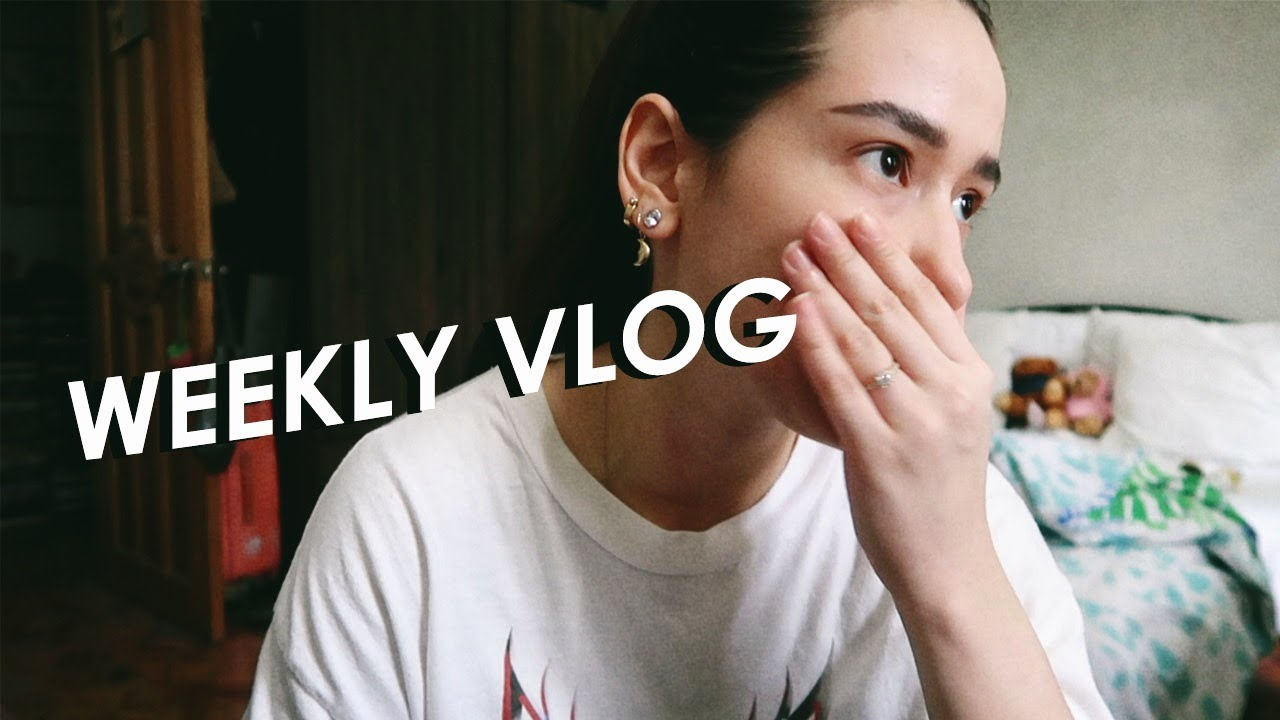 A VERY IMPORTANT CHAT | Weekly Vlog | Karla Aguas