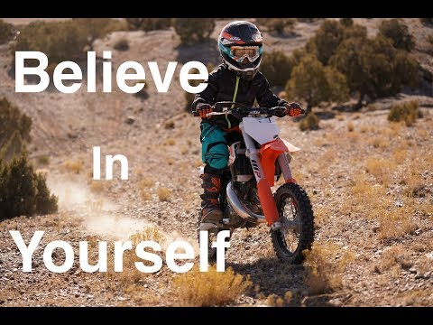 Positive Reinforcement with Your Kids on Dirt Bikes - KTM 150 XC-W, KTM 65SX and KTM 50SX