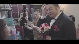 STEVEN & TIFFANY WEDDING DAY