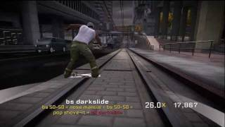 Tony Hawk: Proving Ground - Gameplay | HD