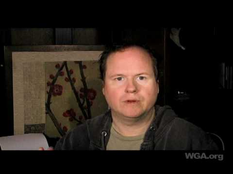Dr. Horrible's Joss Whedon describes how writers can control their own destinies in New Media