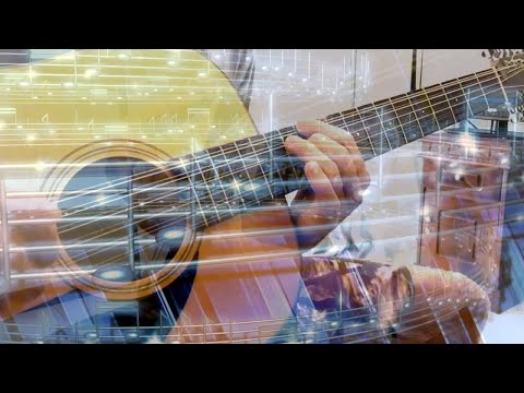 Bohemian guitar city - 12 String #FingerStyle - Fingerpicking Guitar Song Ylia Callan