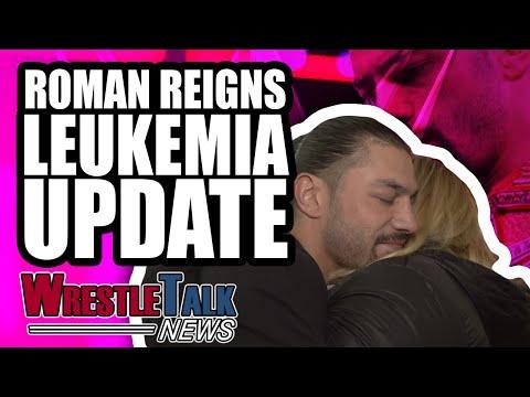 Roman Reigns Leukemia Update, WWE Block New Japan & JR   WrestleTalk News Nov. 2018