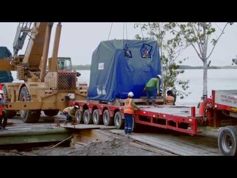 Conceptum Logistics Group - Project from Europe to Peru